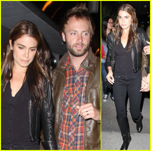 Nikki Reed: Paul McDonald 'Doesn't Have A Single Flaw'