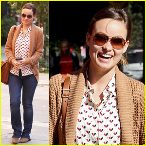 Olivia Wilde Finalizes Divorce from Tao Ruspoli