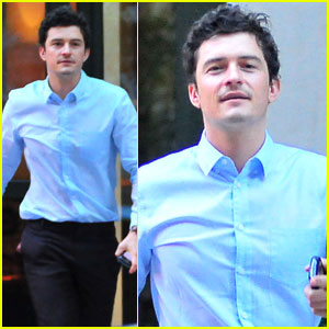 Orlando Bloom: 'We're Very Lucky' To Have Flynn!