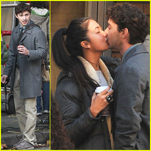 Shia LaBeouf &#038; Karolyn Pho: Kiss Kiss!