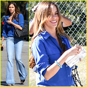 Sofia Vergara: Parking Ticket Blues
