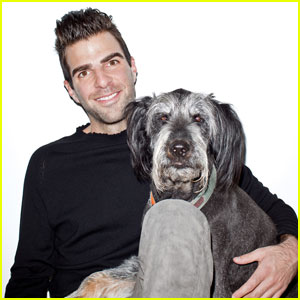 Zachary Quinto: 'Details' Feature!