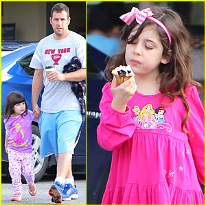 Adam Sandler: Indoor Playground with Sunny & Sadie!
