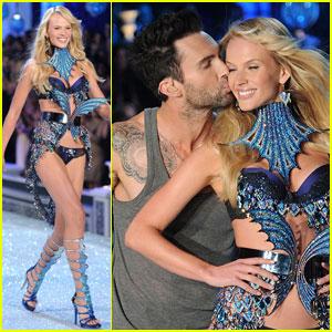 Adam levine dating victoria secret model
