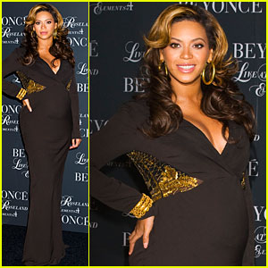 Beyonce: 'Live at Roseland' Screening!