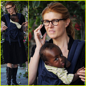 Connie Britton: Eyob's First Pictures!