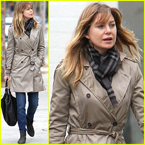 Ellen Pompeo: Rejen Projects with a Pal