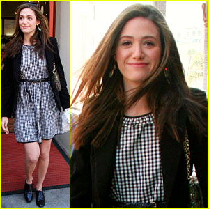 Emmy Rossum Skipped Halloween for 'Shameless'