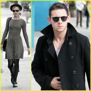 Evan Rachel Wood & Jamie Bell: We Love Chloe Moretz!