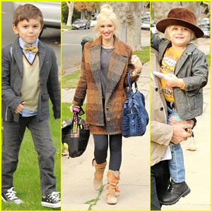Gwen Stefani: Family Thanksgiving Dinner!