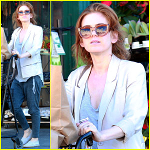 Isla Fisher: Bristol Farms Babe!