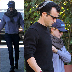 Jennifer Aniston & Justin Theroux: D