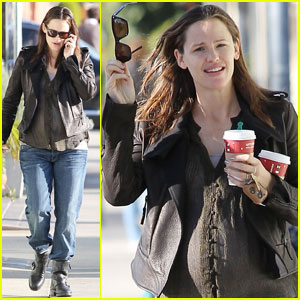 Jennifer Garner: Rachel Zoe Won't Put Me in Maternity Clothes