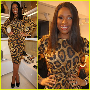 Jennifer Hudson: Fashion's Night Out in Tokyo!