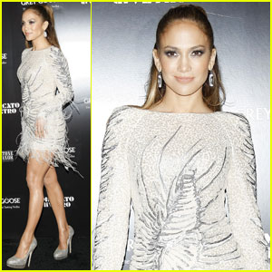 Jennifer Lopez: Fiat Event at Greystone Manor!