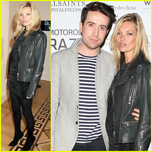 Kate Moss: 'Dazed & Confused' Anniversary Celebration!