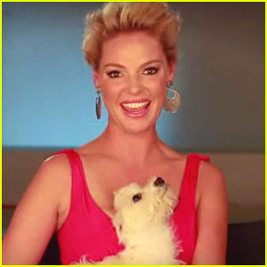 Katherine Heigl: Funny or Die Video!