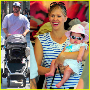 Kevin Federline: Sydney Sightseeing With Baby Jordan!