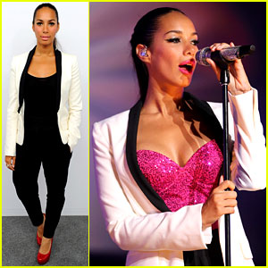 Leona Lewis: Doha Tribeca Film Festival 2011!