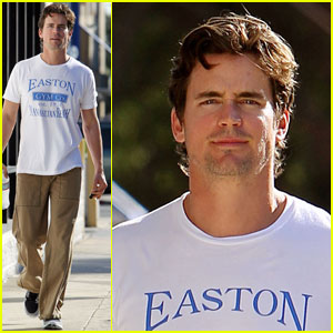 Olivia Munn: Matt Bomer Can Really Shake It!