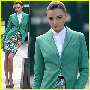 Miranda Kerr: David Jones New York City Photo Shoot!
