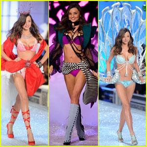 6114fa52d1 Miranda Kerr - Victoria s Secret Fashion Show 2011