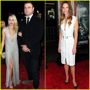 Naomi Watts: 'J. Edgar' Opening Gala with Liev Schreiber!