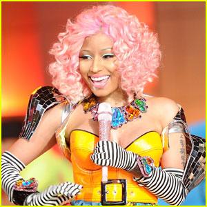 Nicki Minaj Releasing New Album on Valentine's Day 2012