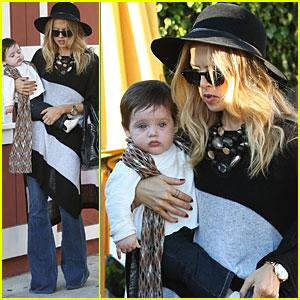 Rachel Zoe: Skyler is a Brentwood Baby!
