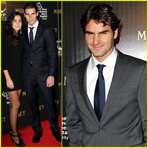 Rafael Nadal & Roger Federer: ATP Finals Gala Guys!