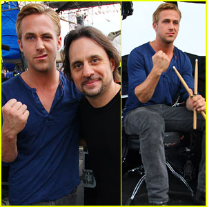 Ryan Gosling: Having Fun at the Fun Fun Fun Festival!