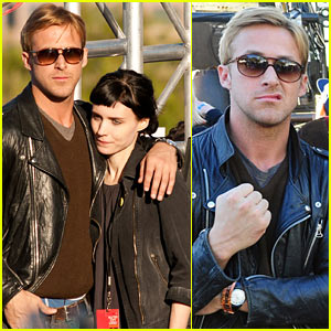 Ryan Gosling &#038; Rooney Mara: 'Lawless' Set Pics!