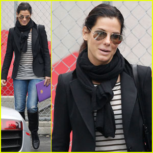 George Clooney: It's Fun to Work With Sandra Bullock