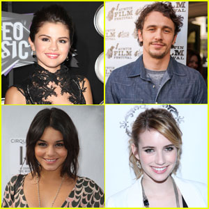 James Franco &#038; Selena Gomez: Spring Breakers?
