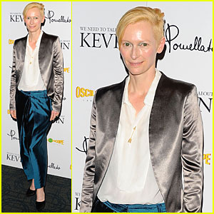 Tilda Swinton: 'We Need to Talk About Kevin' Screening