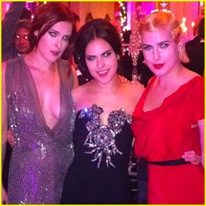 Tallulah Willis: Debutante Ball with Rumer