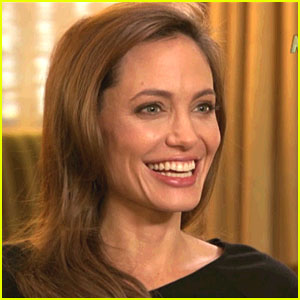 Angelina Jolie Talks 'Blood & Honey,' Marriage