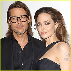 Angelina Jolie & Brad Pitt: PGA Honor & SAG Nominee!
