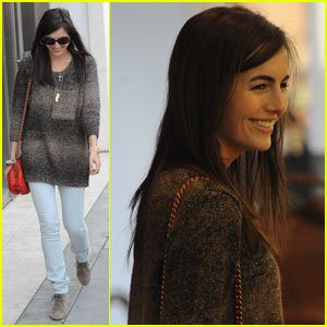 Camilla Belle: Gucci Gal on Rodeo Drive