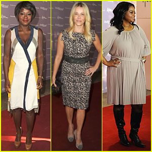 Chelsea Handler: THR Breakfast with Viola Davis & Octavia Spencer!