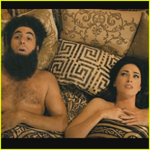 Sacha Baron Cohen: 'Dictator' Trailer Released!