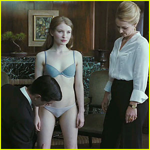 Emily Browning: 'Sleeping Beauty' Trailer!