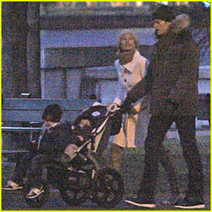 Gisele Bundchen & Tom Brady: Christmas Day Walk in Boston!