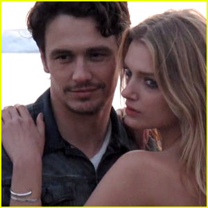 James Franco: '7 For All Mankind' Video Preview!