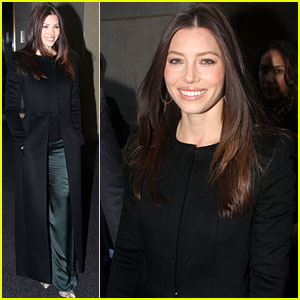 Jessica Biel: 'Today' Show Appearance!