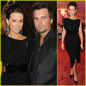 Kate Beckinsale: 'Flaunt' Tidal Issue Dinner!