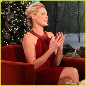 Katherine Heigl: I Want Three to Four Kids!