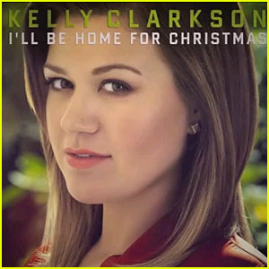 Kelly Clarkson: 'I'll Be Home for Christmas' First Listen