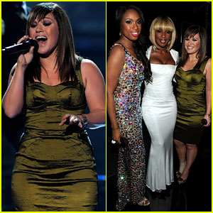 Kelly Clarkson: VH1 Divas Concert with Jennifer Hudson