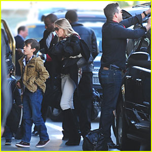 LeAnn Rimes & Eddie Cibrian Had 'The Best Christmas'